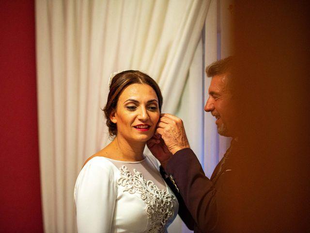La boda de Davinia y Iván en Velilla De San Antonio, Madrid 15
