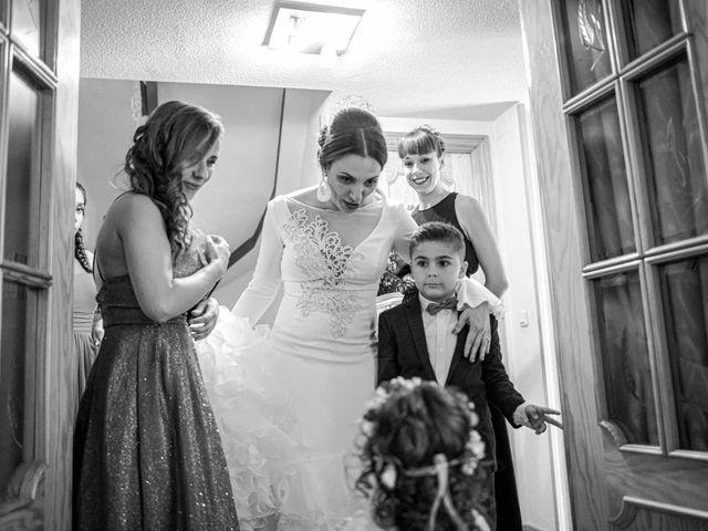 La boda de Davinia y Iván en Velilla De San Antonio, Madrid 19