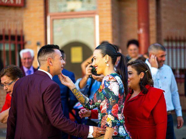 La boda de Davinia y Iván en Velilla De San Antonio, Madrid 20