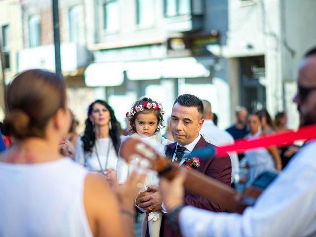 La boda de Davinia y Iván en Velilla De San Antonio, Madrid 22