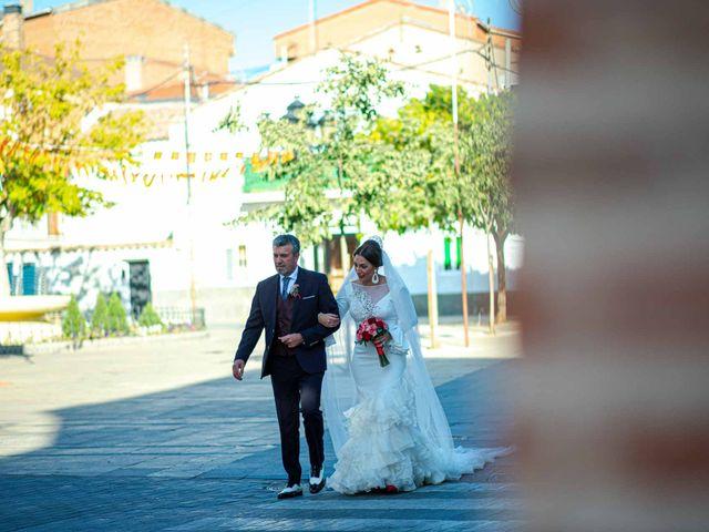La boda de Davinia y Iván en Velilla De San Antonio, Madrid 23