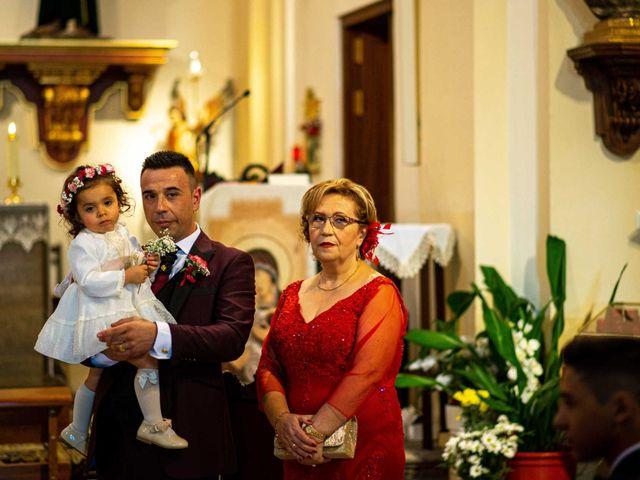 La boda de Davinia y Iván en Velilla De San Antonio, Madrid 24