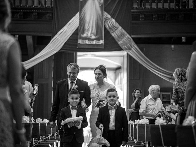 La boda de Davinia y Iván en Velilla De San Antonio, Madrid 25