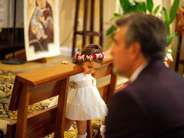 La boda de Davinia y Iván en Velilla De San Antonio, Madrid 27
