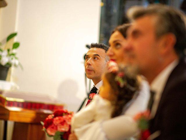 La boda de Davinia y Iván en Velilla De San Antonio, Madrid 28