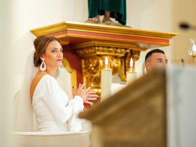La boda de Davinia y Iván en Velilla De San Antonio, Madrid 30