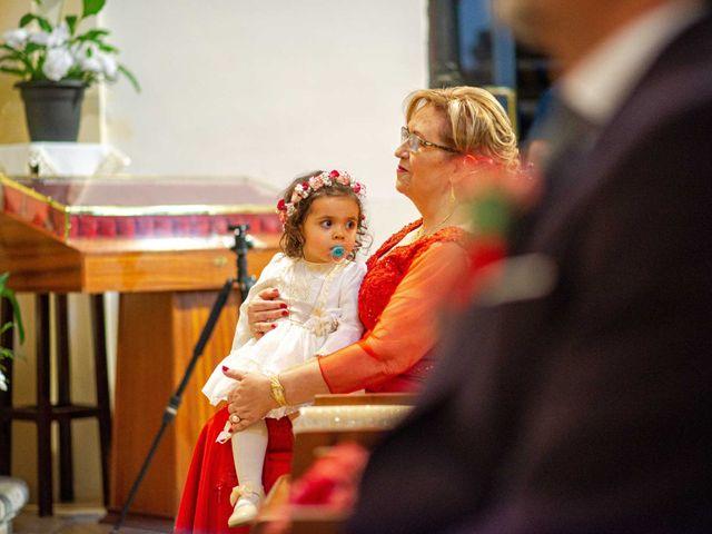 La boda de Davinia y Iván en Velilla De San Antonio, Madrid 31