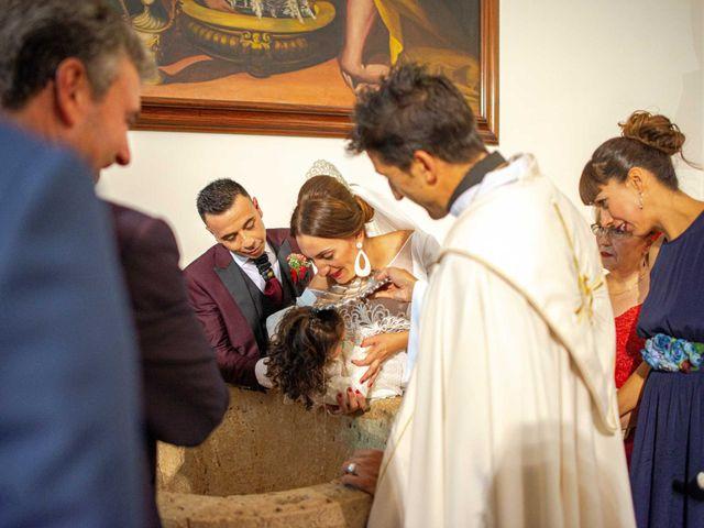 La boda de Davinia y Iván en Velilla De San Antonio, Madrid 36