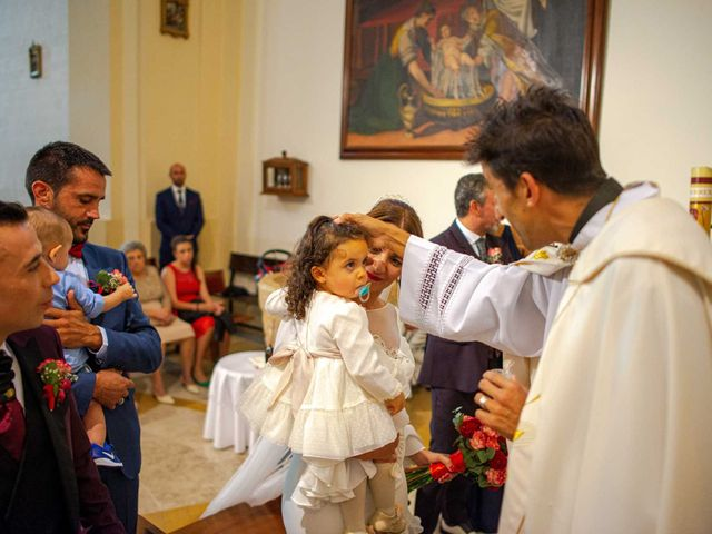 La boda de Davinia y Iván en Velilla De San Antonio, Madrid 37