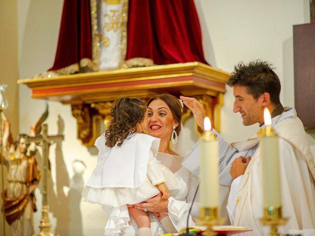 La boda de Davinia y Iván en Velilla De San Antonio, Madrid 38