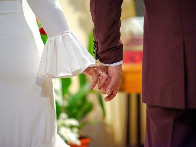 La boda de Davinia y Iván en Velilla De San Antonio, Madrid 39