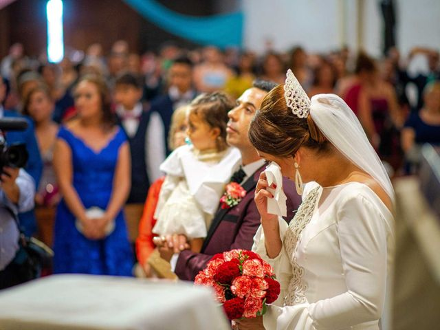 La boda de Davinia y Iván en Velilla De San Antonio, Madrid 40