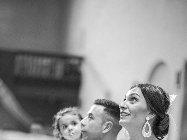 La boda de Davinia y Iván en Velilla De San Antonio, Madrid 41