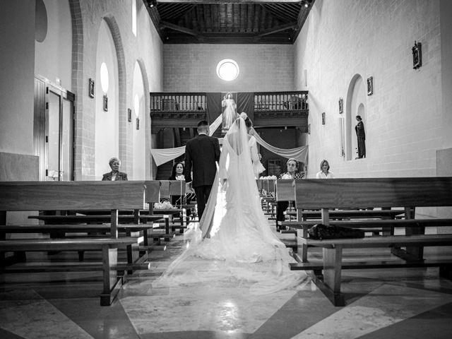 La boda de Davinia y Iván en Velilla De San Antonio, Madrid 42