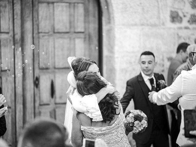 La boda de Davinia y Iván en Velilla De San Antonio, Madrid 45
