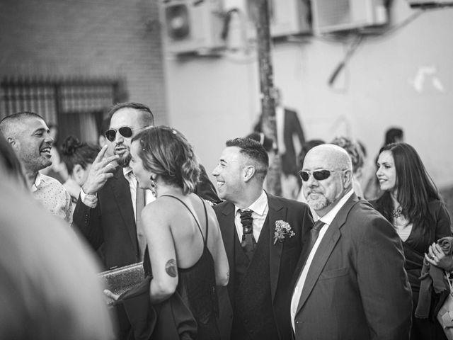 La boda de Davinia y Iván en Velilla De San Antonio, Madrid 46