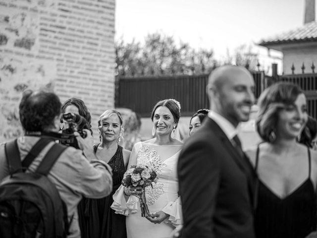 La boda de Davinia y Iván en Velilla De San Antonio, Madrid 47