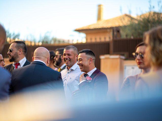 La boda de Davinia y Iván en Velilla De San Antonio, Madrid 48