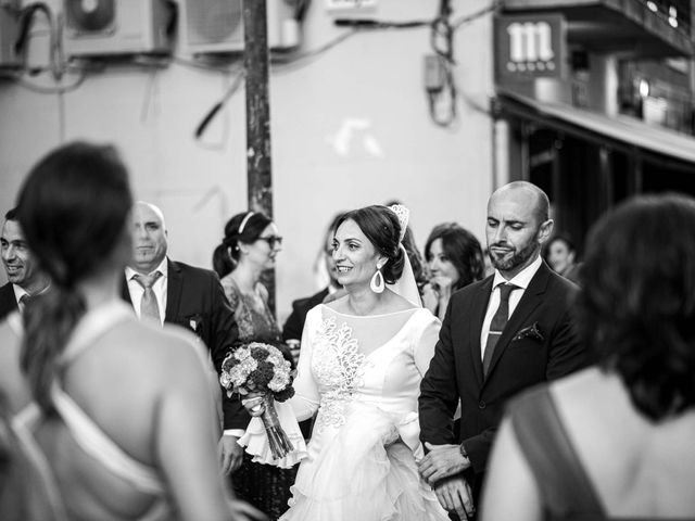La boda de Davinia y Iván en Velilla De San Antonio, Madrid 50