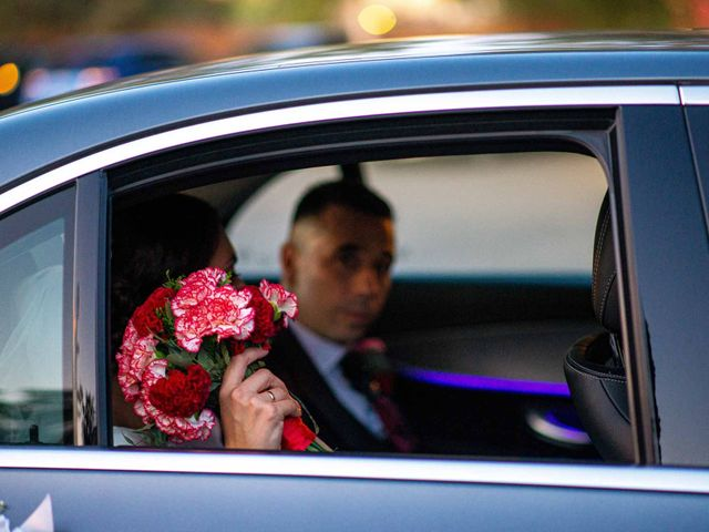 La boda de Davinia y Iván en Velilla De San Antonio, Madrid 52