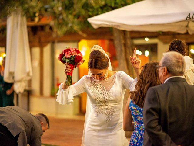 La boda de Davinia y Iván en Velilla De San Antonio, Madrid 53