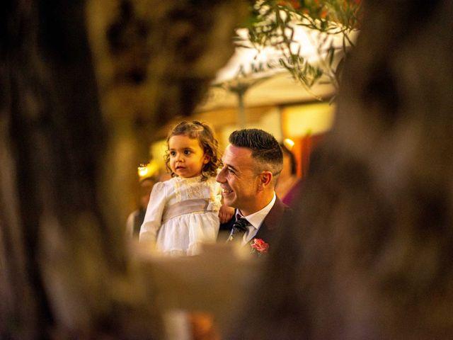 La boda de Davinia y Iván en Velilla De San Antonio, Madrid 54