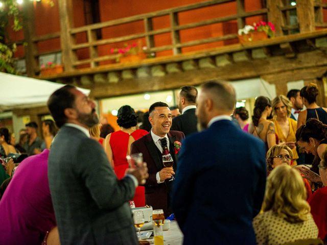 La boda de Davinia y Iván en Velilla De San Antonio, Madrid 56