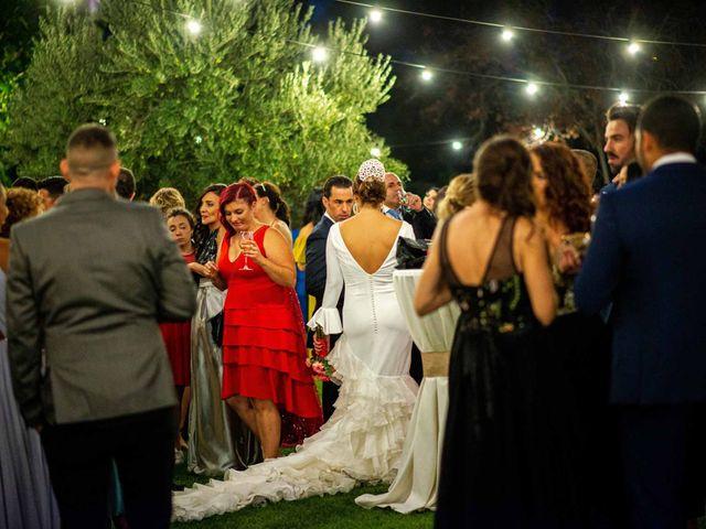La boda de Davinia y Iván en Velilla De San Antonio, Madrid 58