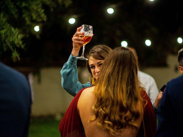 La boda de Davinia y Iván en Velilla De San Antonio, Madrid 61