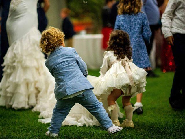 La boda de Davinia y Iván en Velilla De San Antonio, Madrid 62