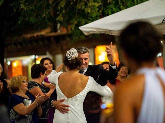 La boda de Davinia y Iván en Velilla De San Antonio, Madrid 63