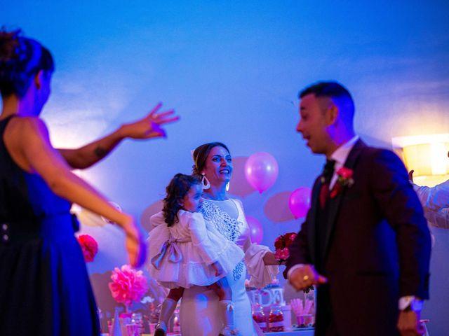 La boda de Davinia y Iván en Velilla De San Antonio, Madrid 64