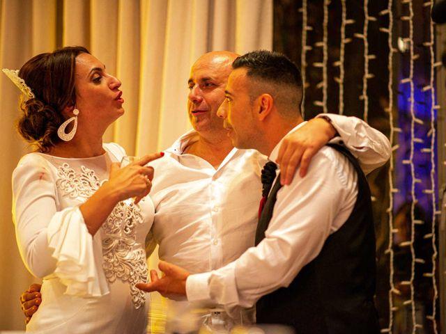 La boda de Davinia y Iván en Velilla De San Antonio, Madrid 69