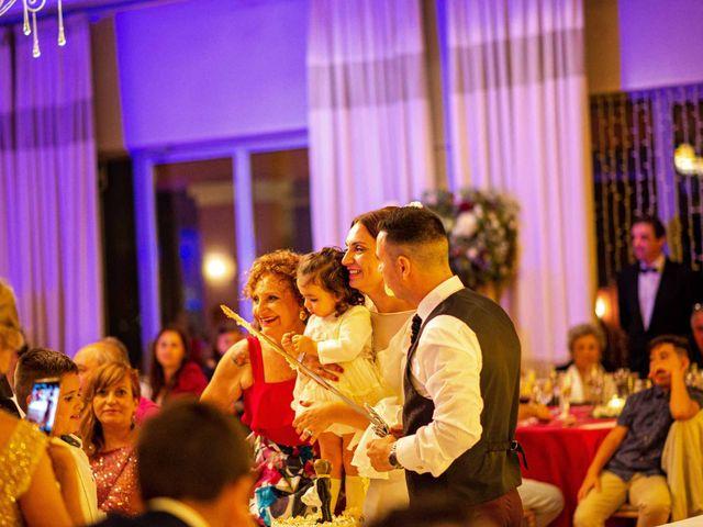 La boda de Davinia y Iván en Velilla De San Antonio, Madrid 73