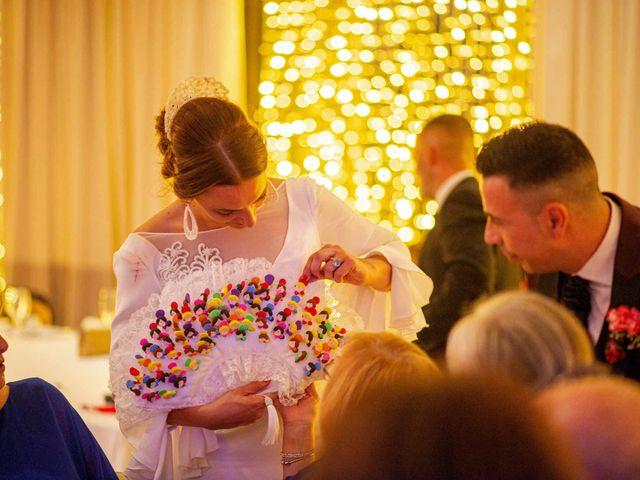 La boda de Davinia y Iván en Velilla De San Antonio, Madrid 75