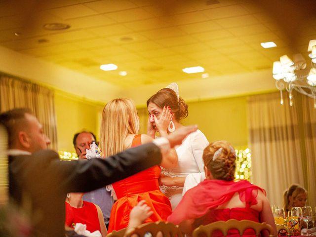 La boda de Davinia y Iván en Velilla De San Antonio, Madrid 78
