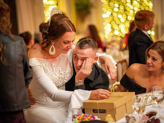 La boda de Davinia y Iván en Velilla De San Antonio, Madrid 79