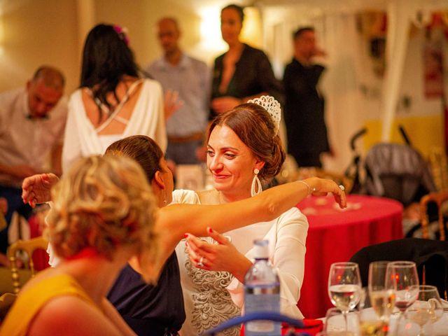 La boda de Davinia y Iván en Velilla De San Antonio, Madrid 81