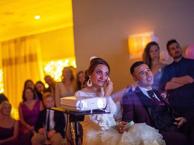 La boda de Iván y Davinia