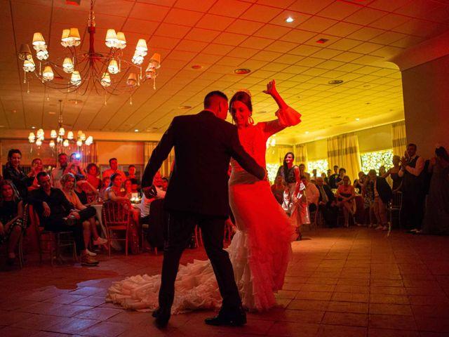 La boda de Davinia y Iván en Velilla De San Antonio, Madrid 86