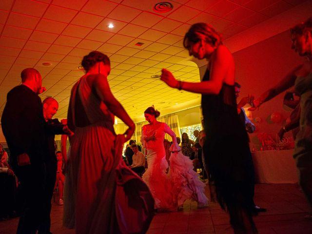 La boda de Davinia y Iván en Velilla De San Antonio, Madrid 87
