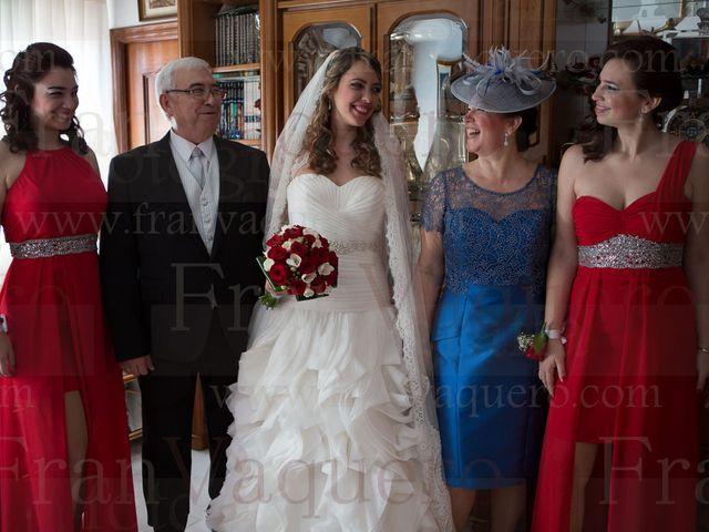 La boda de Pedro José y Cristina en Córdoba, Córdoba 34