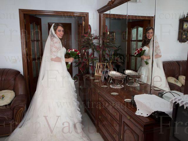 La boda de Pedro José y Cristina en Córdoba, Córdoba 35