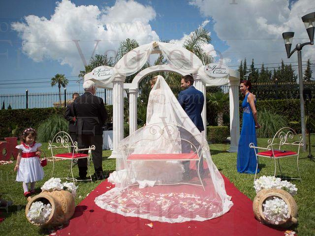 La boda de Pedro José y Cristina en Córdoba, Córdoba 55