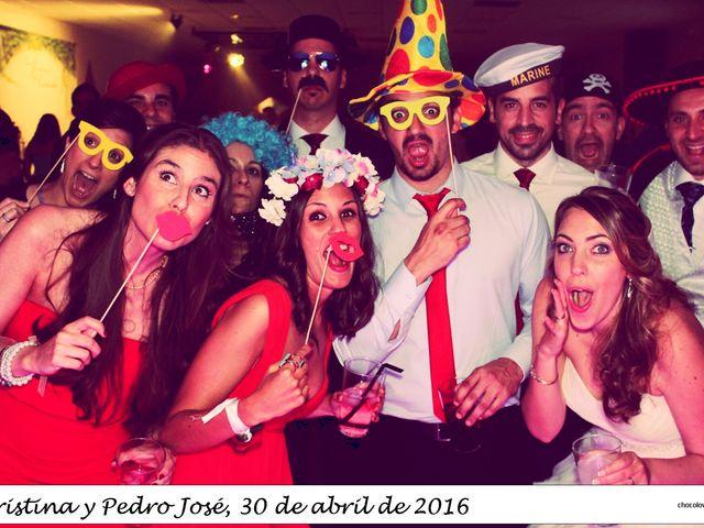 La boda de Pedro José y Cristina en Córdoba, Córdoba 119