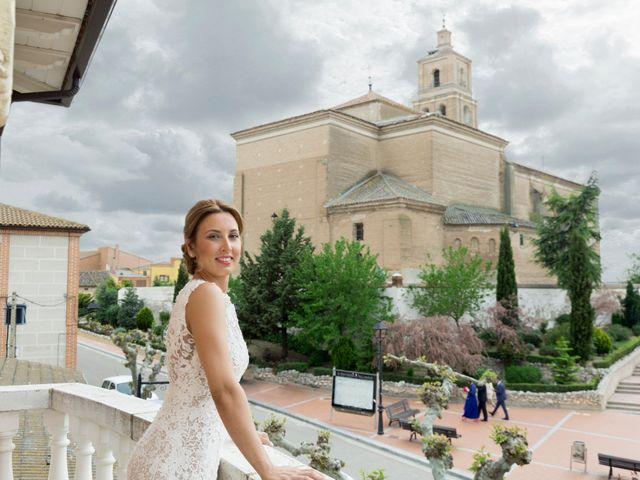 La boda de Guille y Mari Carmen en Pedrajas De San Esteban, Valladolid 2