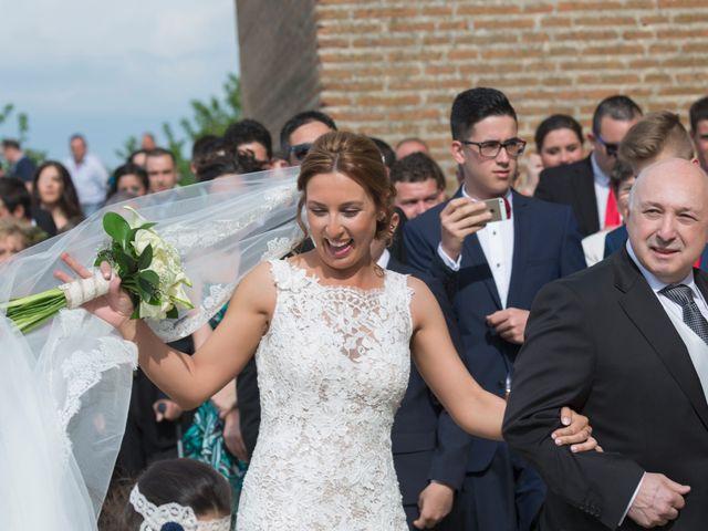 La boda de Guille y Mari Carmen en Pedrajas De San Esteban, Valladolid 17