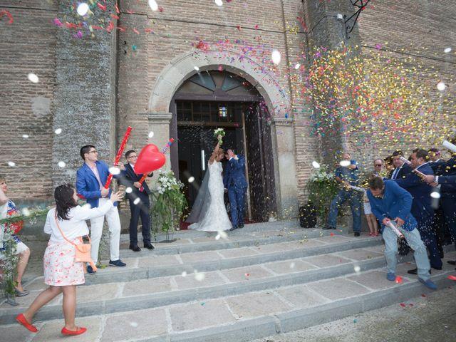 La boda de Guille y Mari Carmen en Pedrajas De San Esteban, Valladolid 19