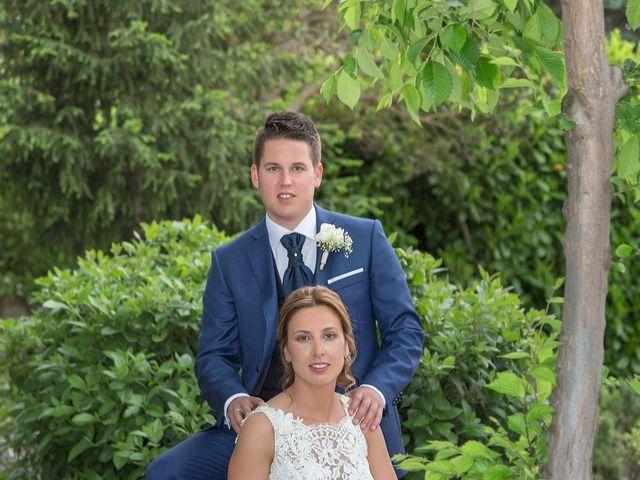 La boda de Guille y Mari Carmen en Pedrajas De San Esteban, Valladolid 26