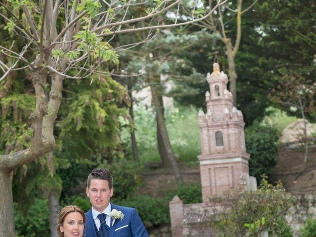 La boda de Guille y Mari Carmen en Pedrajas De San Esteban, Valladolid 29